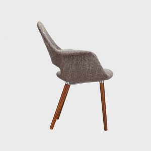 Simple Fabric Chair